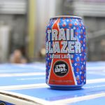 Trail Blazer Lager – Available Nationally