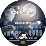 NEWS FROM THE NEST: SOLSTISTA BLACK IPA LAUNCH